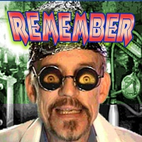"""Doctor I. M. Paranoid """"Remember"""""""