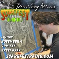 Artist Brett Gray SF10 E3