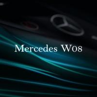 Mercedes W08, la nueva flecha de plata