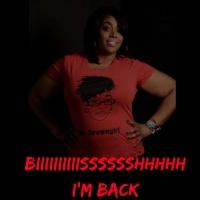 BIIIIIIIIISSSSSSSSSSSSSHHHHHHHHH I'M BACK