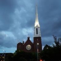 Church Sunday - Holllywood, Dont Hate, Love Instead