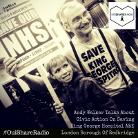 Andy Walker Talks About Civic Action Saving King George Hospital A&E In Redbridge