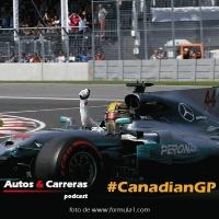 Formula 1 - 6 En Montreal Y 65 En La Pole