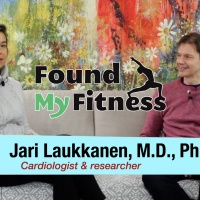 Dr. Jari Laukkanen on Sauna Use for the Prevention of Cardiovascular & Alzheimer's Disease