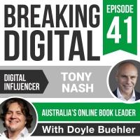Tony Nash - Australia's Online Book Leader