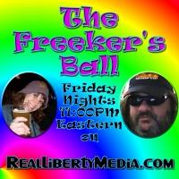 The Freeker's Ball with Grimnir & Moosegurl - 2017-11-24