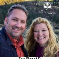 EP 009 -  Dormant Lives and a Broken Marriage: The Story of Multi Award Winning Travel Bloggers Dave & Deb (The Planet D), and How Travel Ch