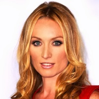 "Victoria Smurfit of NBC's ""DRACULA"""