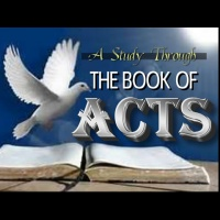 BIBLE STUDY (ACTS 2:1-13)