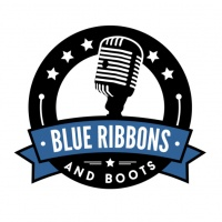 Blue Ribbons & Boots