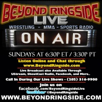 Beyond Ringside Radio - August 6, 2017