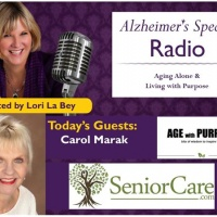 Aging Alone & Living with Purpose with Carol Marak