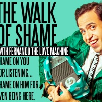 Fernando's Walk of Shame, Ep 59 - Big Mac, Cyndi Lauper and Rain in Los Angeles