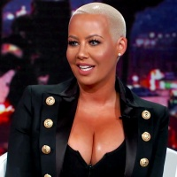 Amber Rose/The Domenick Nati Radio Show
