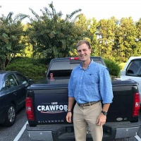 Traffic, Taxes, and Sex Trafficking Top Concerns for Luke Crawford