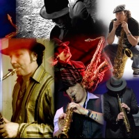 "Boney James ""Smooth Jazz"" Back-Tracking Mix"