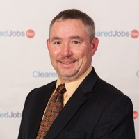 Bob Wheeler -Account Manager at ClearedJobs.net —Talk Focus: Security Clearances, Resumes, Interviews, Knowing your Worth, Timing Transition