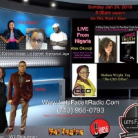 "Live From Nigeria-""The Naked Truth""Author,Alex Okoroji & Tons Of Hot Topics!!!"