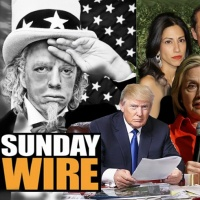 Sunday Wire EP #158 - 'Uncle Sam Unhinged' with guests Prof Michel Chossudovsky, Vanessa Beeley, Basil Valentine