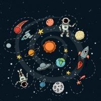 Nos responden desde el espacio