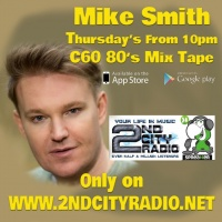 The Mike Smith! Show: C60 80s Mix Tape (25th May, 2017)