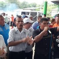 Huelga continúa hasta recibir Certificaciones de Seguridad Laboral