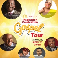 PK Gospel Music Spotlight: Bryan Courtney Wilson @ McDonald's Inspiration Gospel Tour