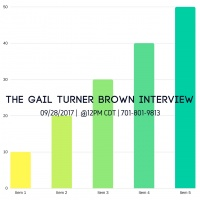 The Gail Turner Brown Interview.
