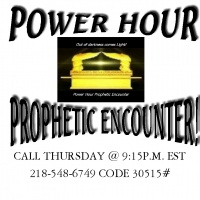 The Power Hour Prophetic Encounter Show