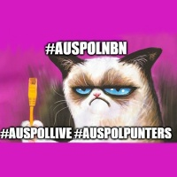 #AuspolNBN | Noely and Caitlin (#AuspolPunters) w/ Pascal!