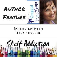 Ep 52: Author Interview with Lisa Kessler | #CMCon17 Feature