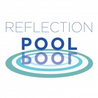 Reflection Pool with musician Chris Lund