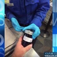 Alex Jones Harassed by TSA Over Grape Jelly
