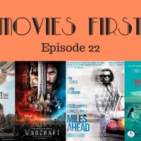 Movies First with Alex First & Chris Coleman Episode 22 - Catch-up