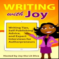That Time I was on The Dr. Vibe Show discussing why you should Just Write that Book Already!