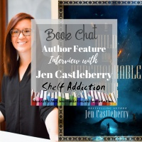 Ep 166: Binge Worthy YA Reads w/ Featured Author Jen Castleberry | Book Chat