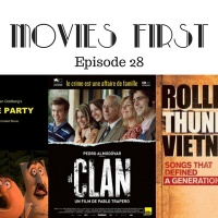 Movies First with Alex First & Chris Coleman Episode 28 - Sausage Party!