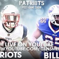 [POSTGAME] New England Patriots v. Buffalo Bills | NFL Week 16 | Powered by CLNS Media