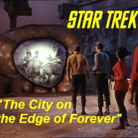 """Season 2, Episode 8: """"The City on the Edge of Forever"""" (TOS) with Kevin Lauderdale"""