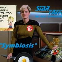 """Season 2, Episode 7: """"Symbiosis"""" (TNG) with Garrick Dietze"""