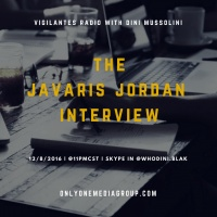 The Javaris Jordan Interview.