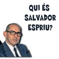 PROGRAMES SOBRE SALVADOR ESPRIU