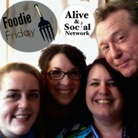Foodie-4: Nicky and Barb Have Stories!