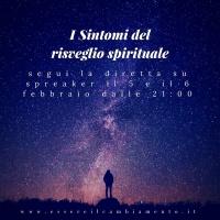 I sintomi del risveglio spirituale