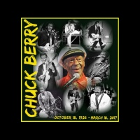 STEVE LUDWIG'S CLASSIC POP CULTURE # 119 BERRY TRIBUTE MAHER & MANDICA