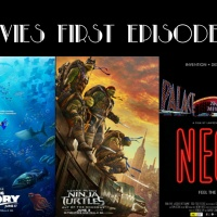 Movies First with Chris Coleman & Alex First Episode 16 - Finding Dory with Teenage Mutant Ninja Turtles