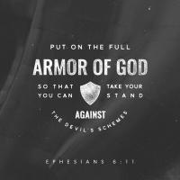 Episode 58: Ephesians 6:11 (March 1, 2018)
