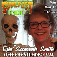 Author Exie Susanne Smith SF10 E16
