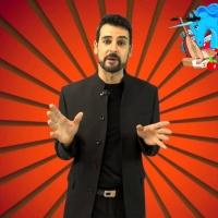 """""""Españoleando"""" Con el comediante Gerard Pallares, Irene López y Henrique C."""