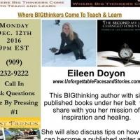 Eileen Doyon: Unlocking Your Gifts Through Inspiration & Healing
